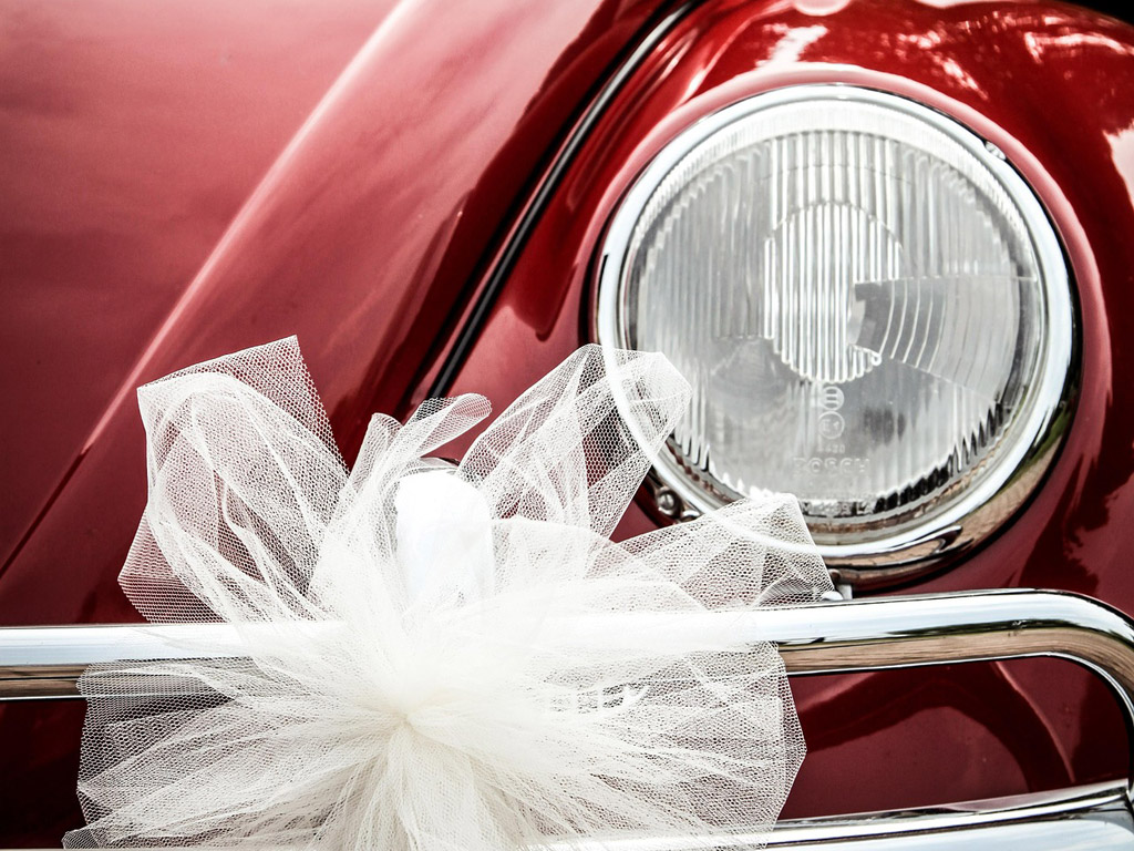 Wedding Car Decorations