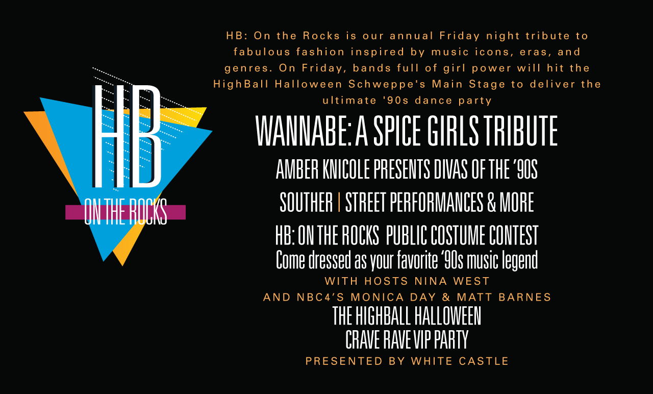 friday october 26 hb on the rocks totally 90s schedule